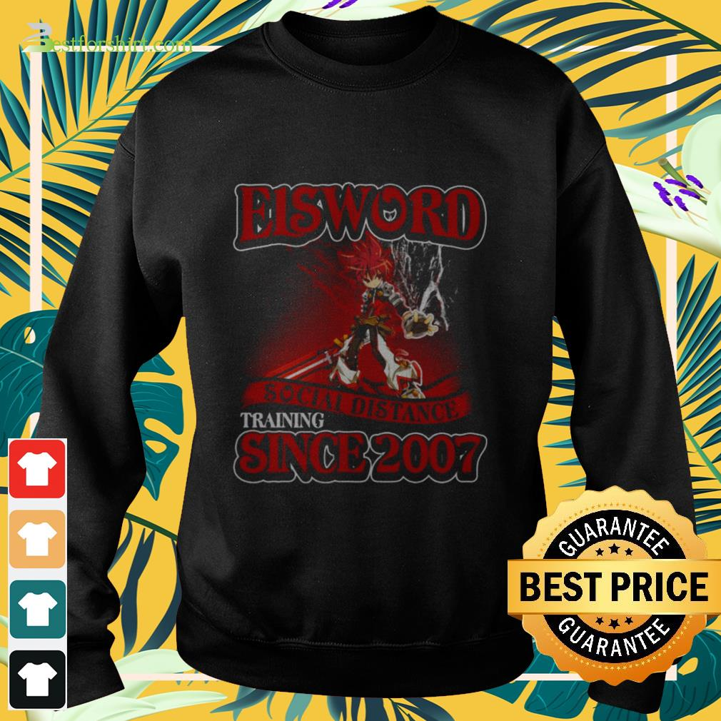 Elsword Game Social Distance training since 2007 Sweater