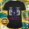 A sons first hero a daughters first love dad Cubs Shirt