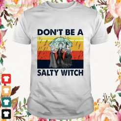 Hocus Pocus don't be a salty witch vintage Shirt
