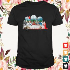Horror characters table dinner Shirt
