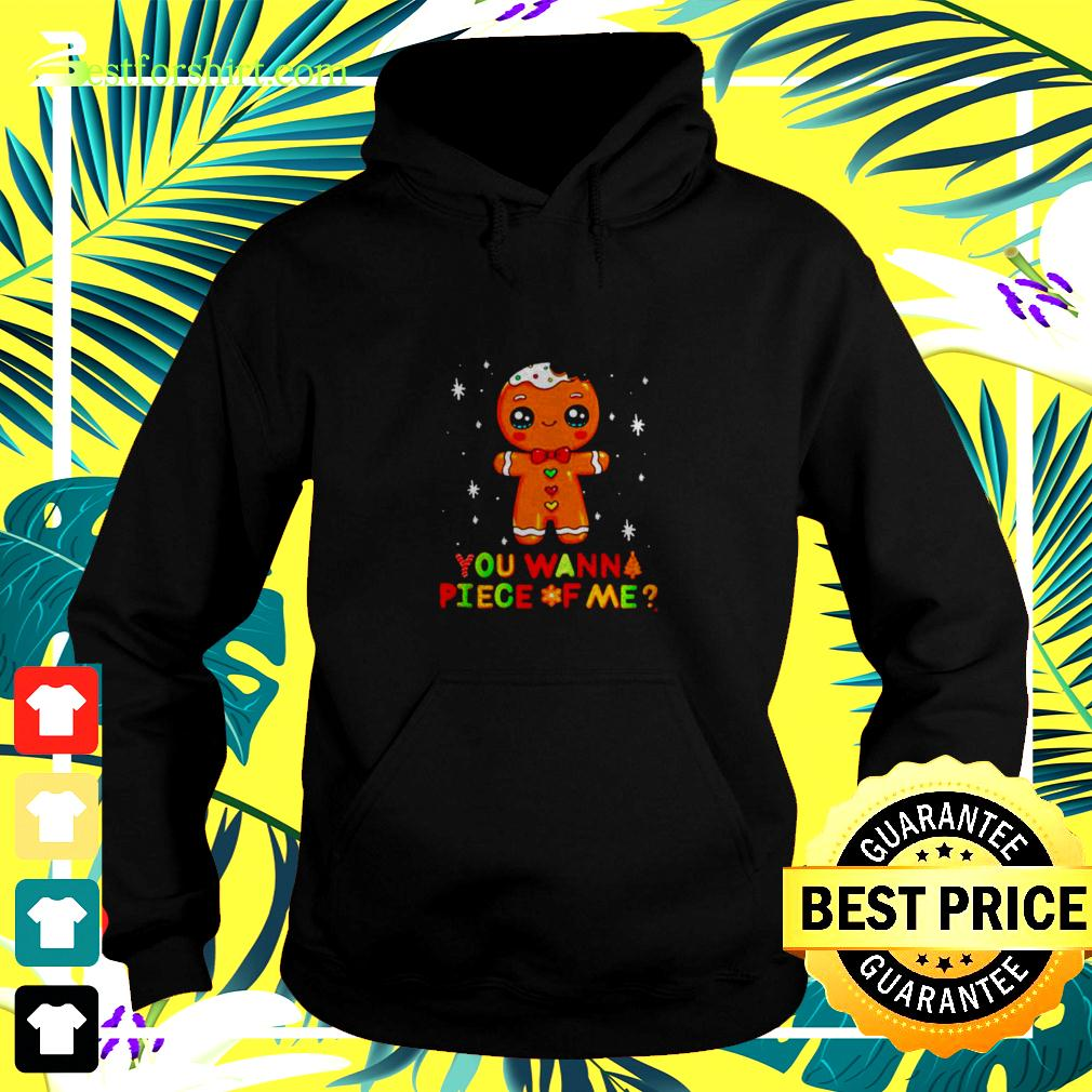 Ginger pie you mann piece of me hoodie