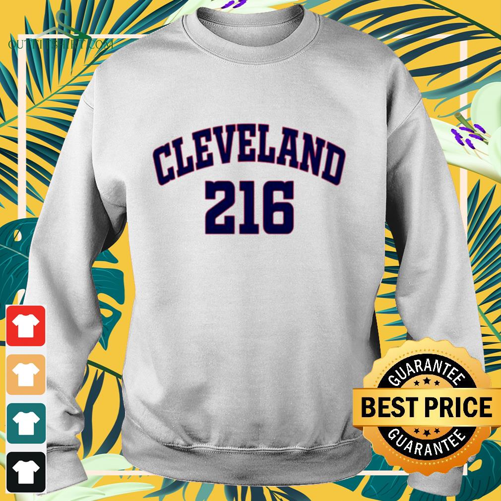 Cleveland Guardians 216 sweater
