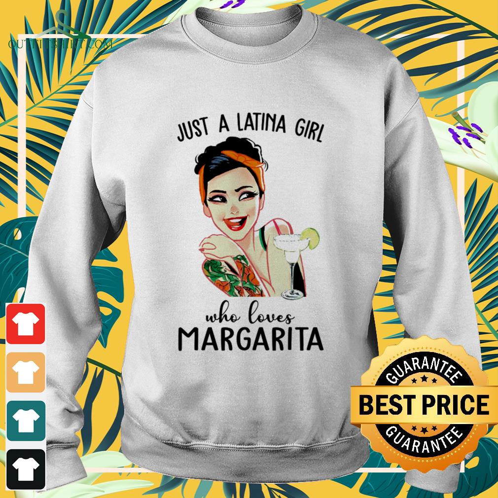 Just a Latina girl who loves Margarita sweater