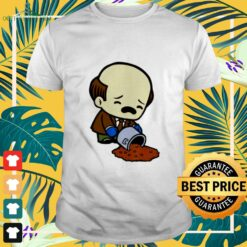 Kevin Spilling Chili Kevin Malone funny shirt