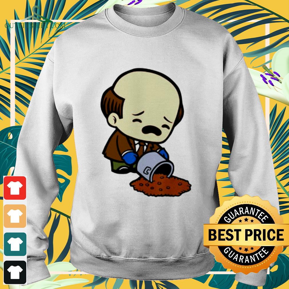Kevin Spilling Chili Kevin Malone funny sweater