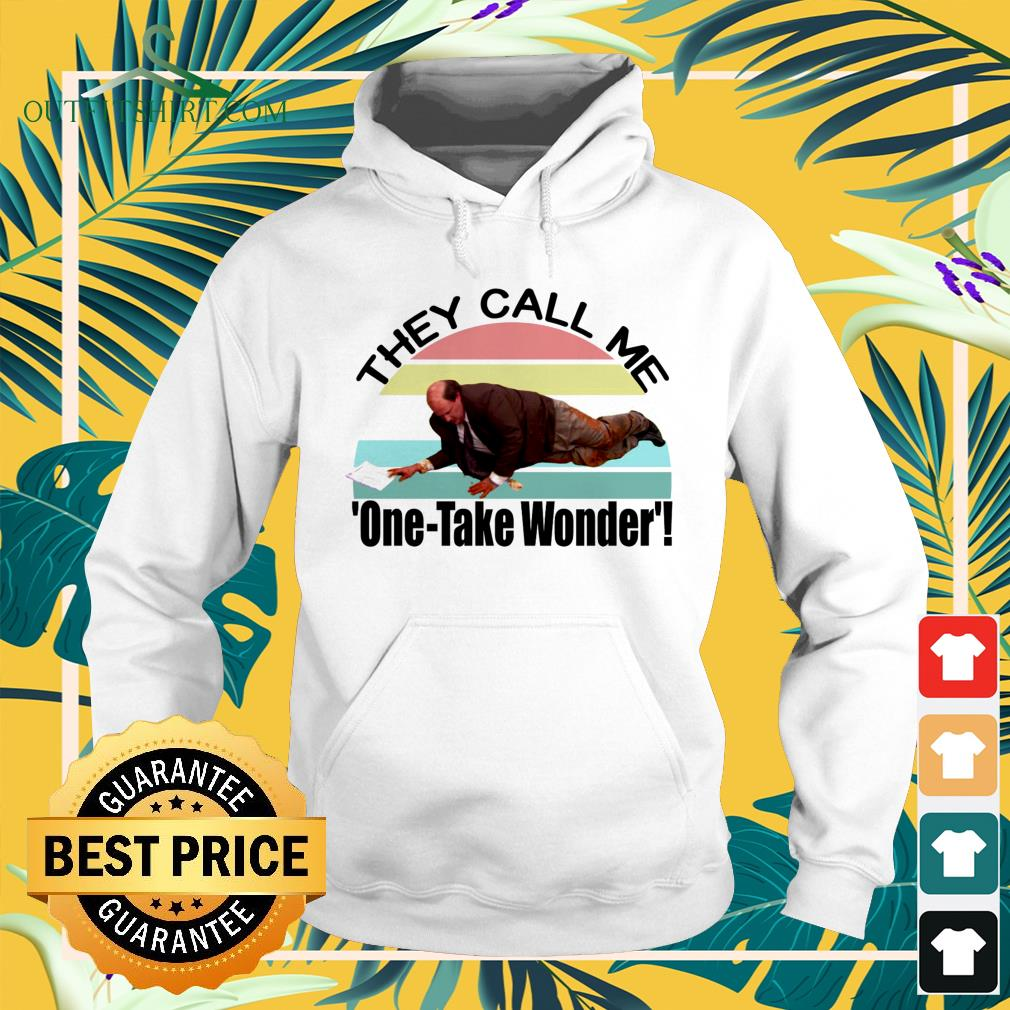 Kevin's Famous Chili they call me one-take wonder vintage hoodie
