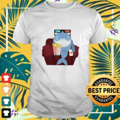 Pete G Whales Unusual Whales Popcorn funny shirt