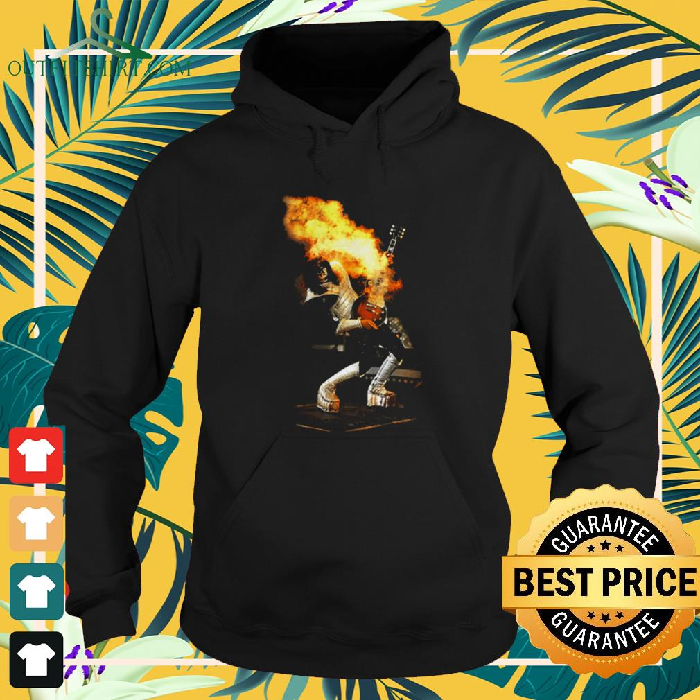 Aces Frehley Live Kiss band hoodie